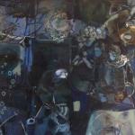 detail. commission, oil, work in progress