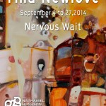 icon image Nervous Wait, Nathaniel Hughson Art Gallery | Tina Newlove