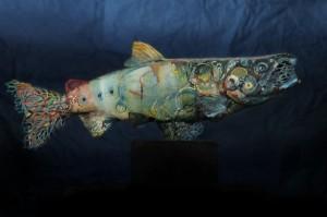Salmon Run Project, Art Gallery of Mississauga, Contemporary Canadian Artist, International